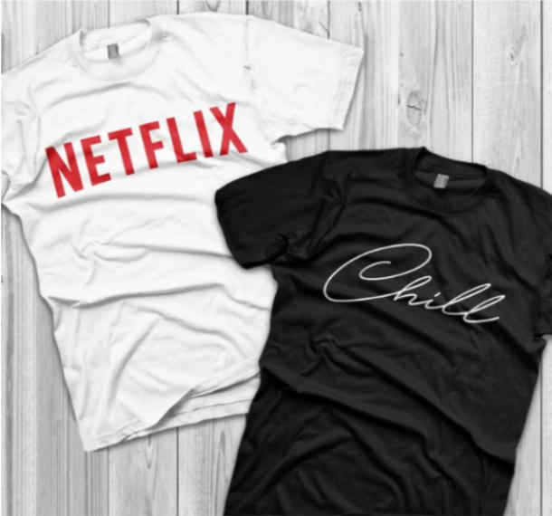 netflix and chill best friend halloween costumes
