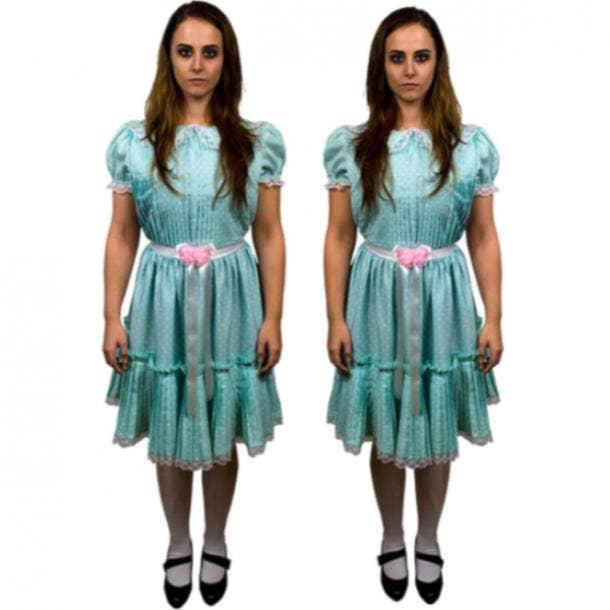 Grady twins The Shining best friend halloween costumes