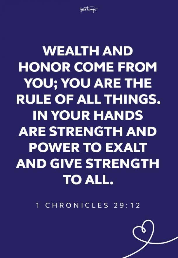 12 healing scriptures