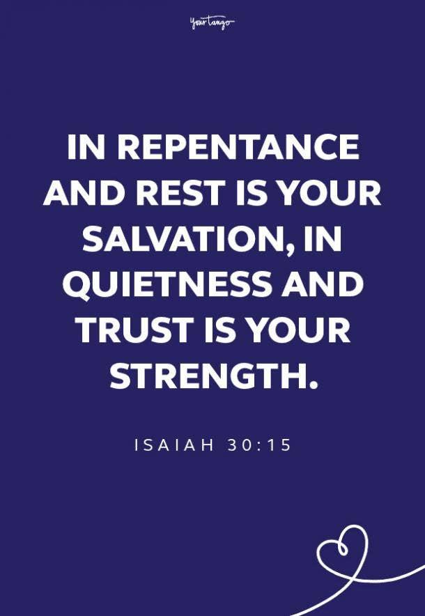 15 healing scriptures