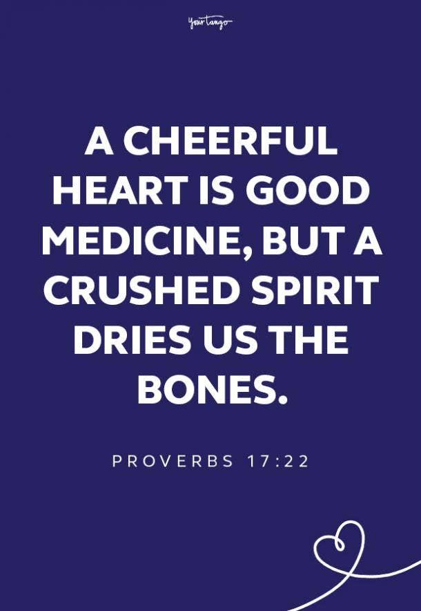 22 healing scriptures
