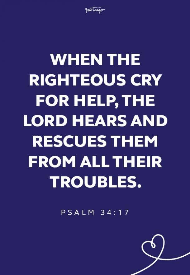 17 healing scriptures