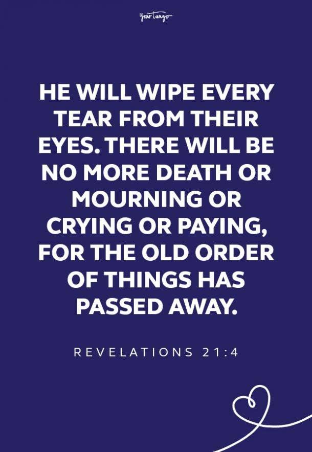 4 healing scriptures