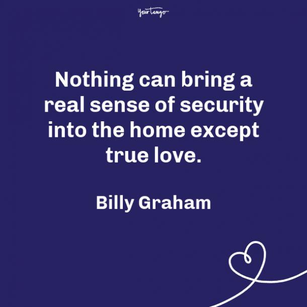 Billy Graham propose day quote