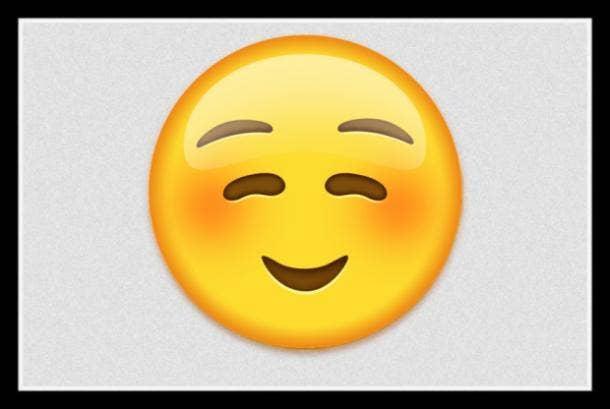 flirty emojis blushing face