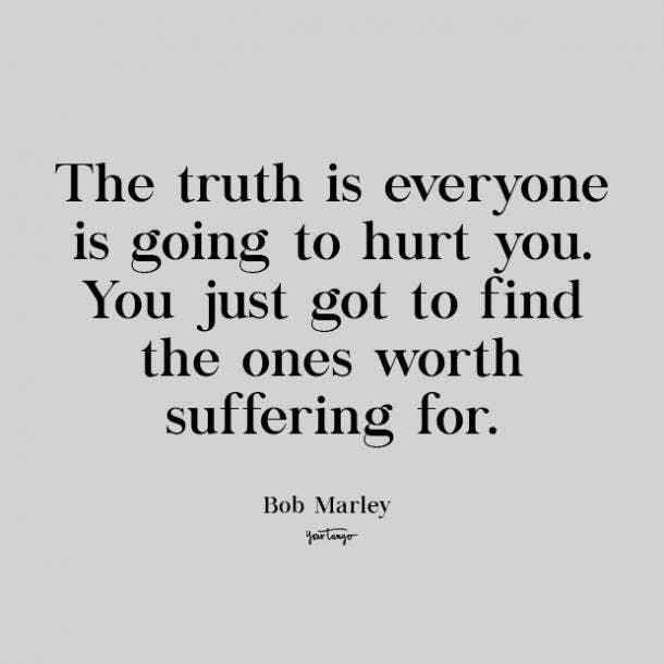 bob marley cute love quote