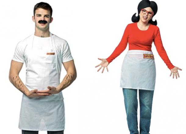 bob and linda bob's burgers costume