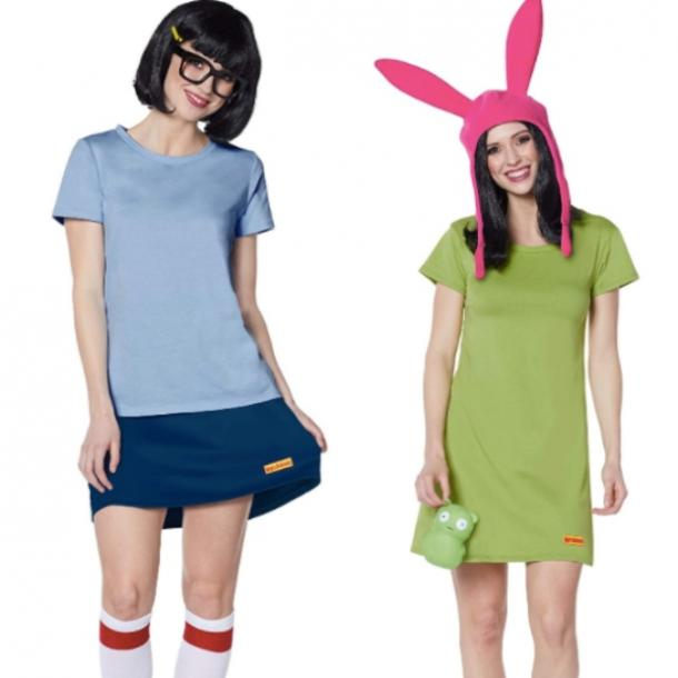bob's burgers couples costume