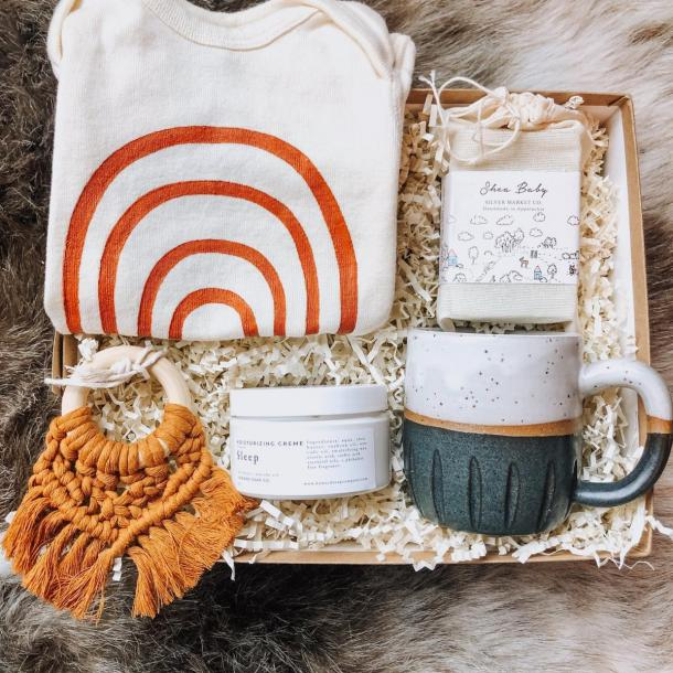 Boxed Gift Co. Boho Babe Gift Box