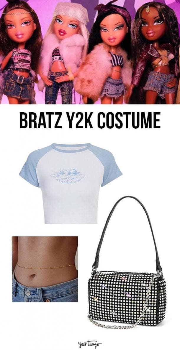 Trending Y2K Bratz Inspired Costume