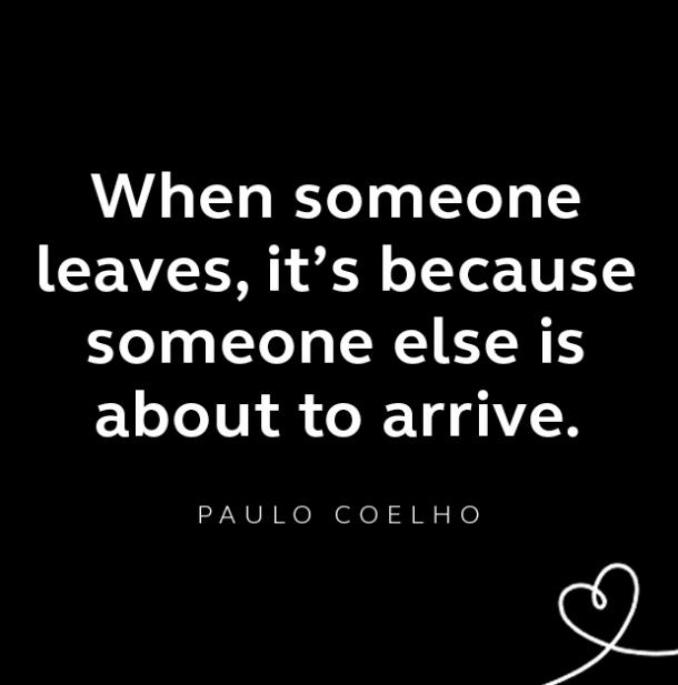 Paulo Coelho breakup quote