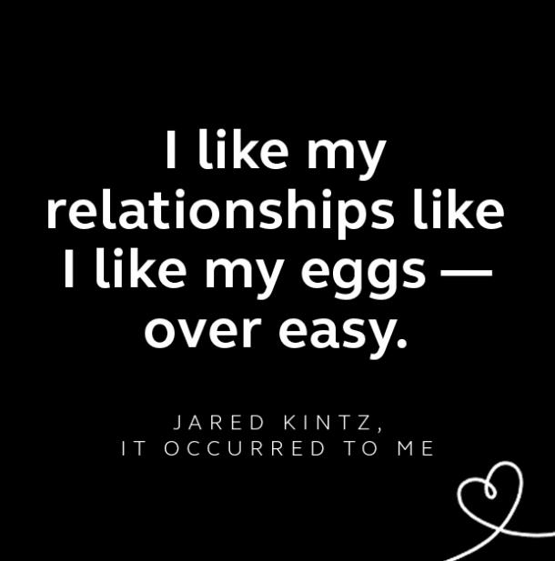 Jared Kintz breakup quote