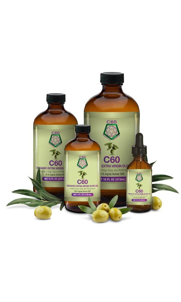 c60 purple power olive oil bundle