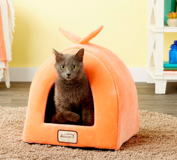 Armarkat cat and dog bed