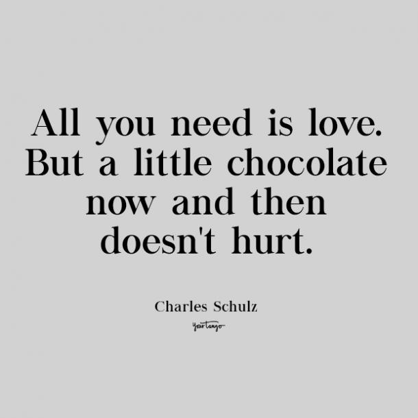 charles shulz cute love quote