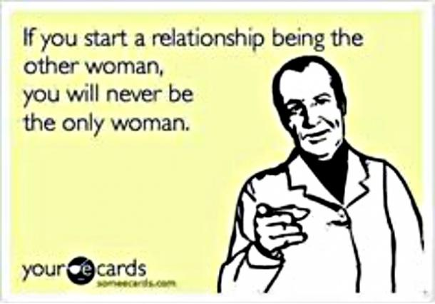 if you start a relationship cheating memes