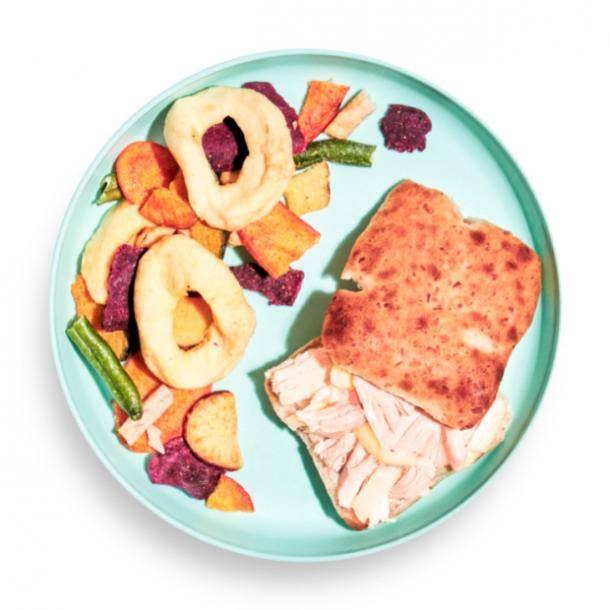 Yumble Chicken N' Cheddar Sandwich