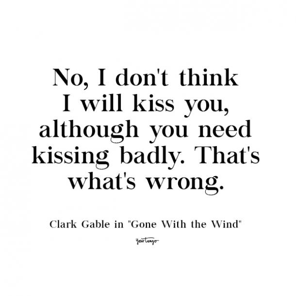 gone with the wind cute love quote