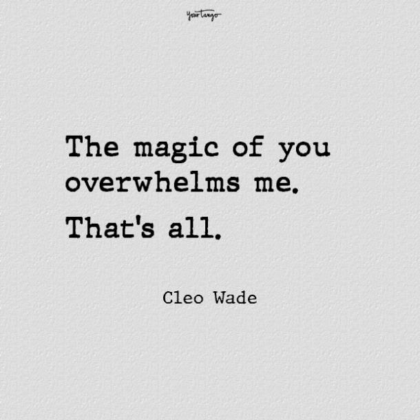 cleo wade cleo wade quotes