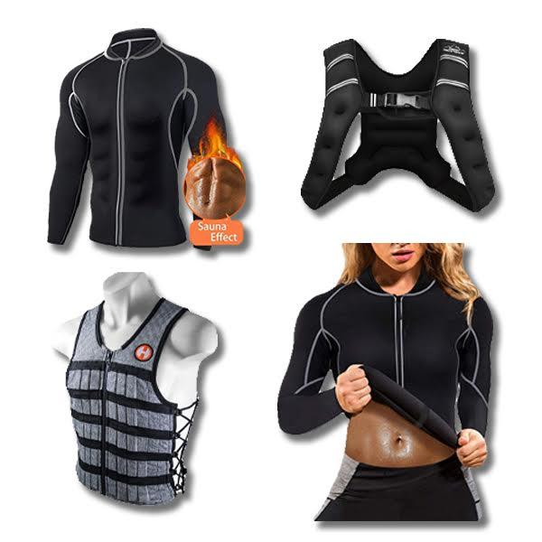 Clothes to Make You Sweat Exercising