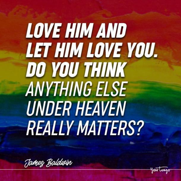 james baldwin lgbtq quote coming out quote