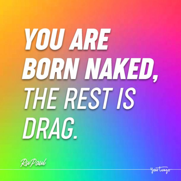 rupaul lgbtq quote coming out quote