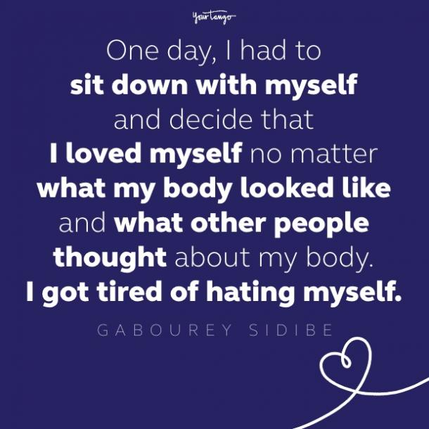 gabourey sidibe confident caption