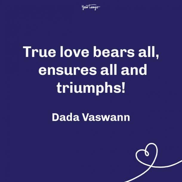 Dada Vaswann propose day quote