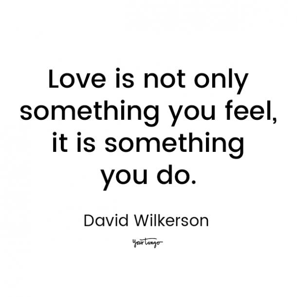 david wilkerson i love you quote