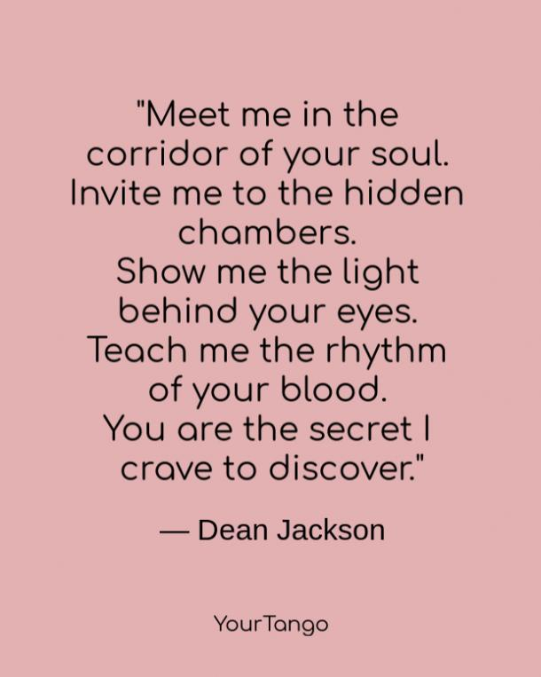 Dean Jackson ddlg quote