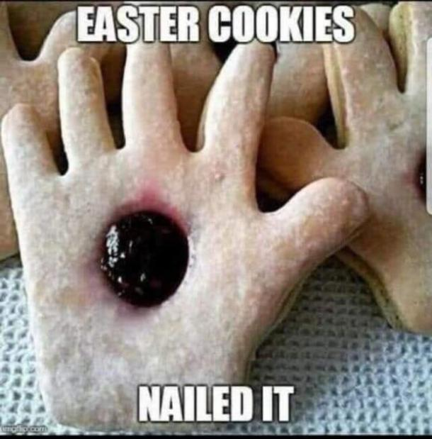 easter memes nailed it