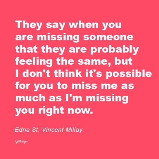 edna st vincent millay romantic quotes