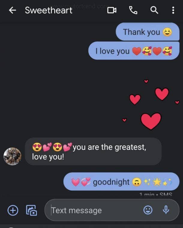 emoji love symbols