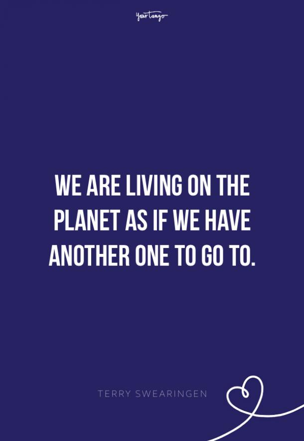 Terry Swearingen environment quotes