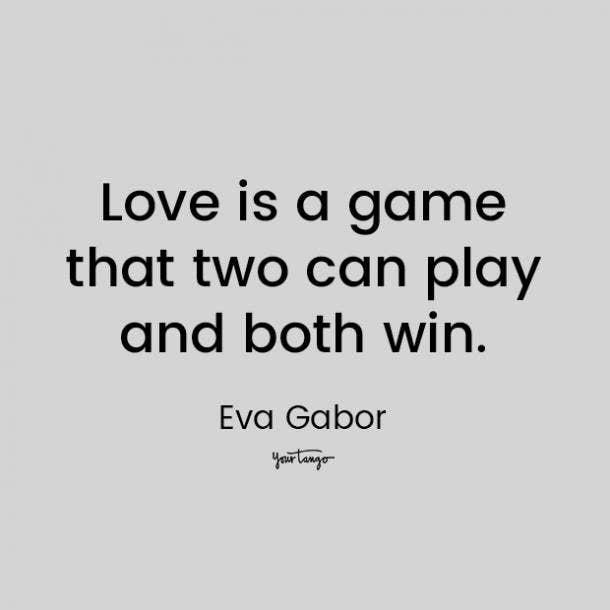 eva gabor love quote for him