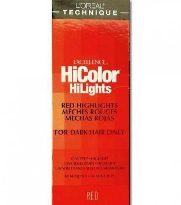 Excellence HiColor Red by L'Oreal