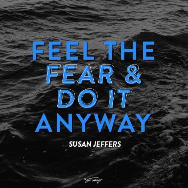 susan jeffers fear quotes