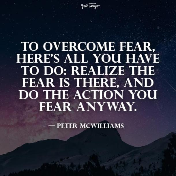 peter mcwilliams fear quotes