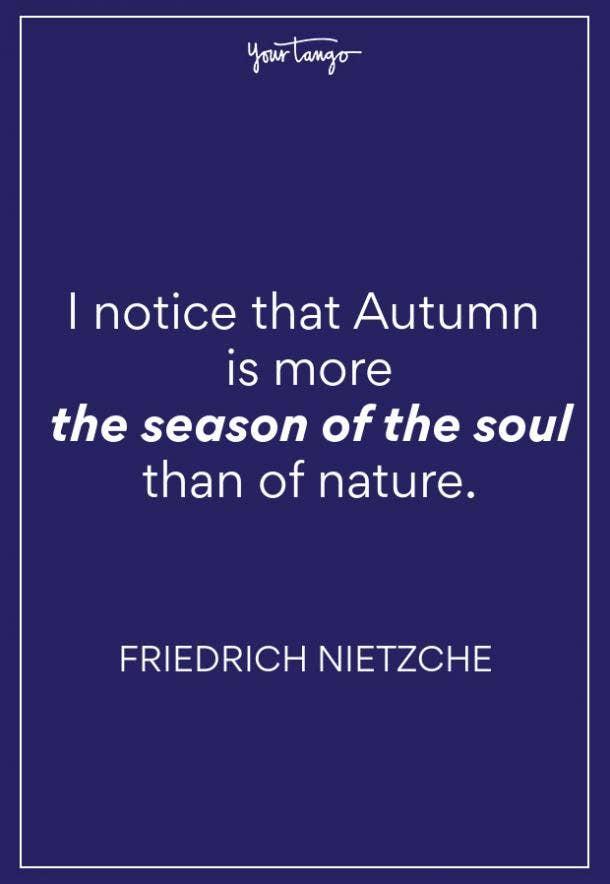 Friedrich Nietzsche Fall Quote