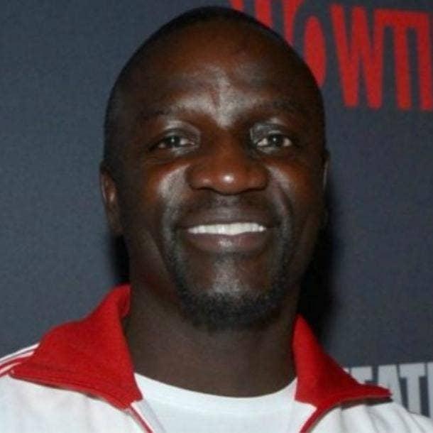 Famous Aries Akon