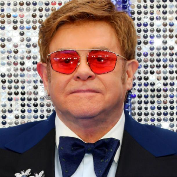 Famous Aries Elton John