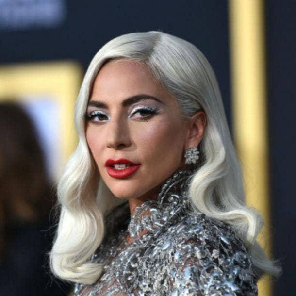 Famous Aries Lady Gaga