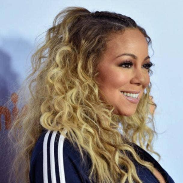 Famous Aries Mariah Carey