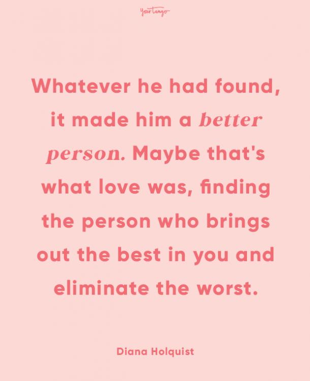 diana holquist finding love quotes