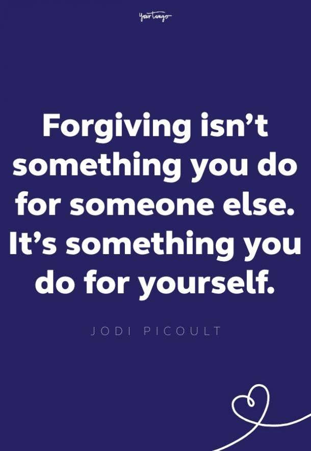 jodi picoult forgiveness quote