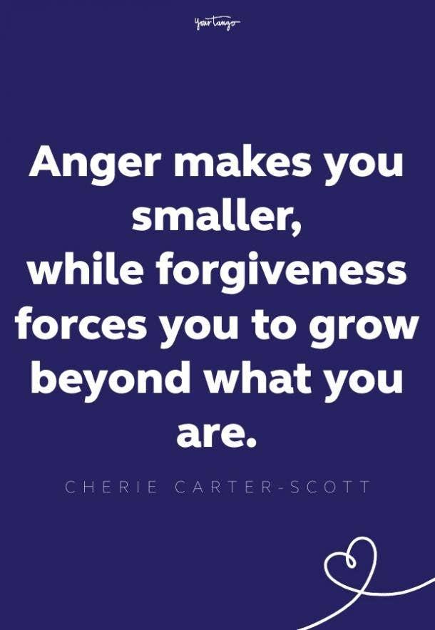 cherie carter-scott forgiveness quote