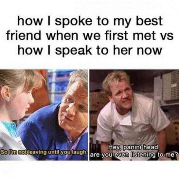 friendship meme friendship day