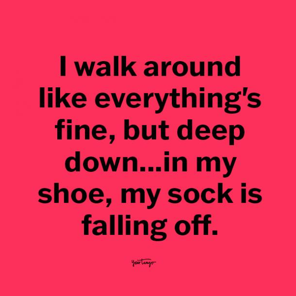 i walk adulting quotes