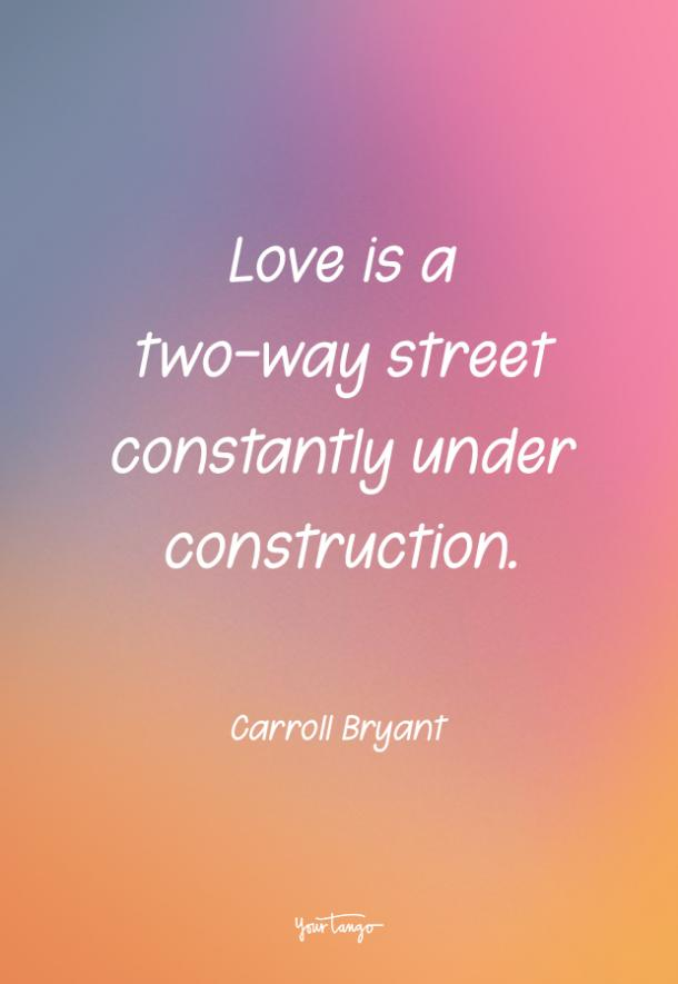 Carroll Bryant funny love quote