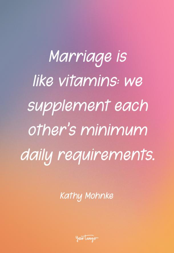 Kathy Mohnke funny love quote